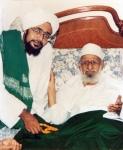Habib Umar bin Hafidz dan Habib Umar bin Hud Cipayung Bogor